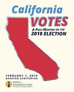 California votes poster