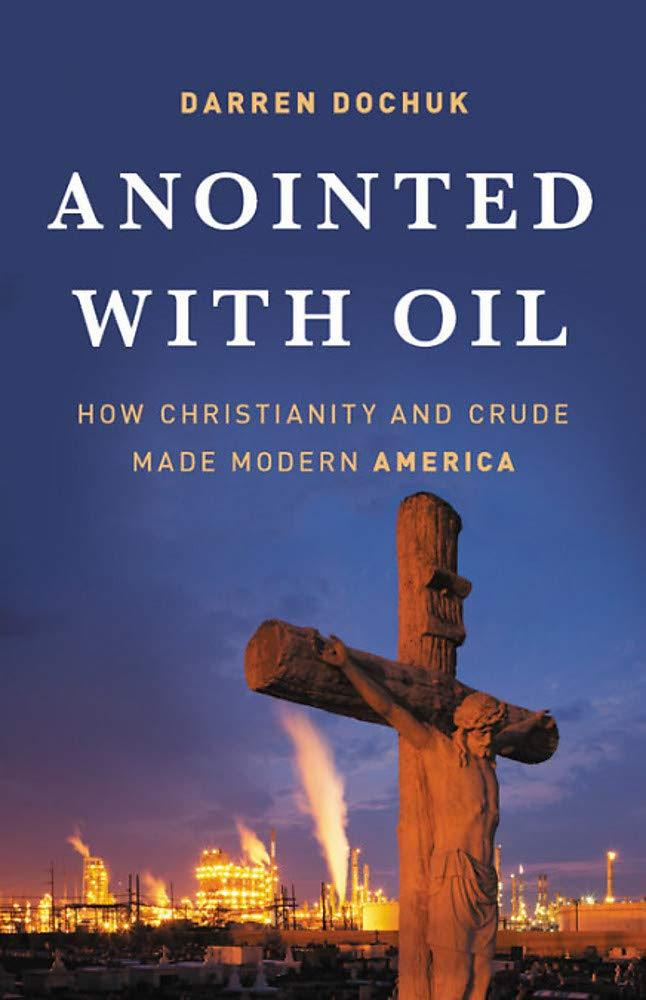 Anointed with Oil Book Cover