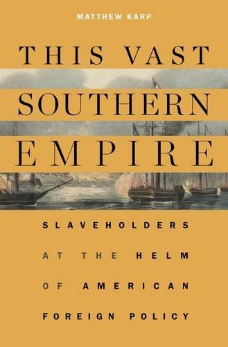 book cover - This Vast Southern Empire