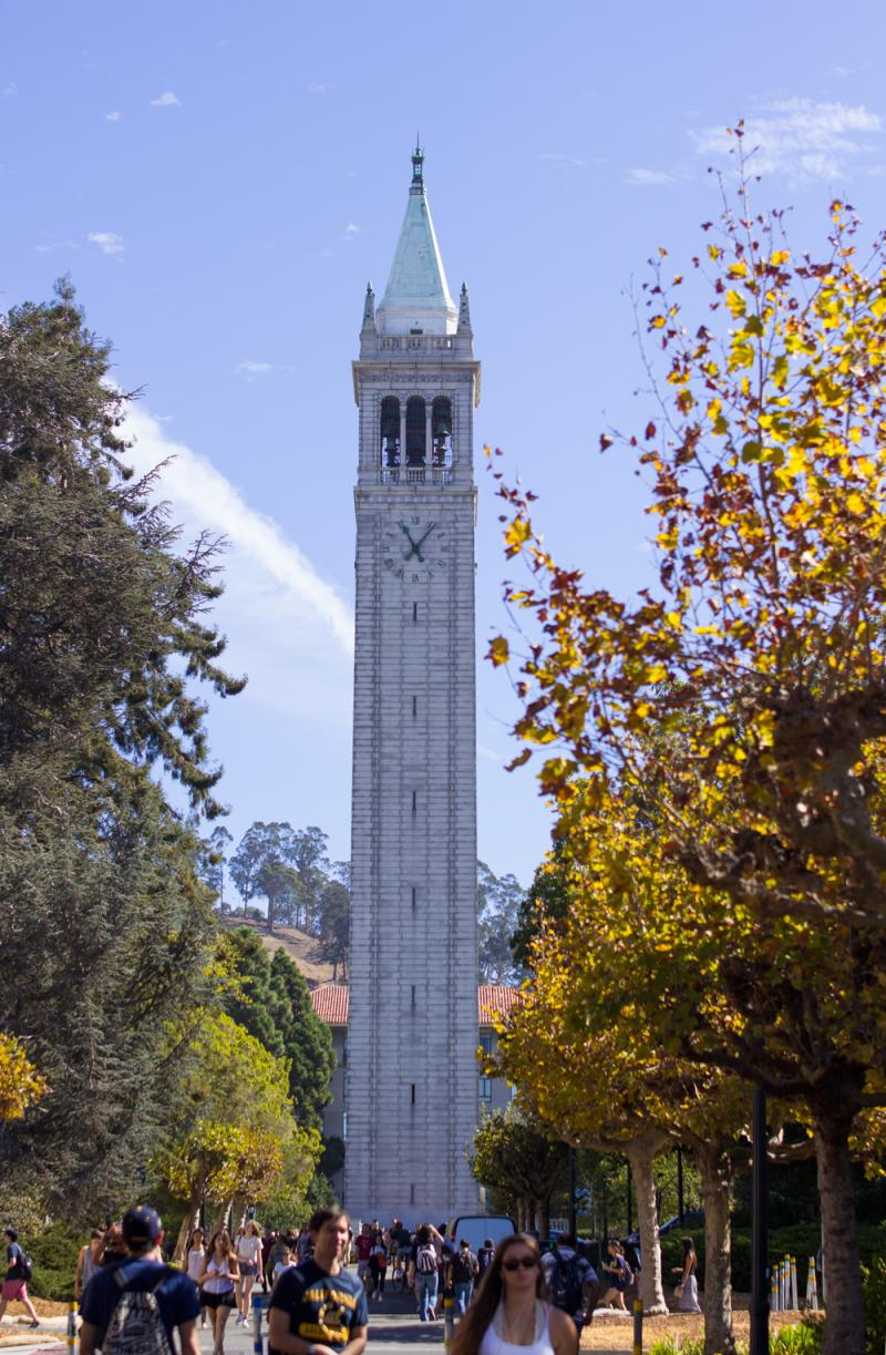 Campanile tower, UC Berkeley