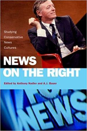 Book cover of News on the Right