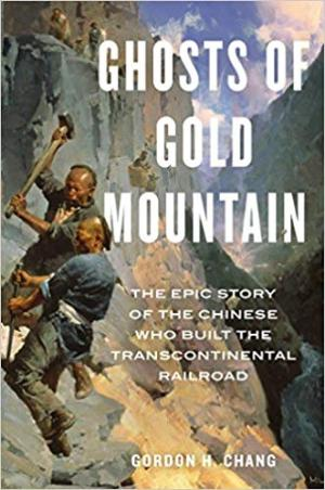 book cover image showing chinese workers breaking rocks on a mountainside