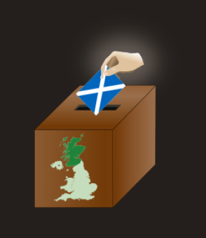 ballot box scotland