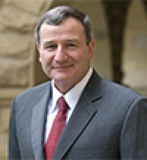 Portrait of Ambassador Karl Eikenberry