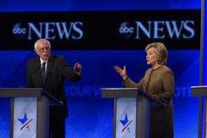 sanders-clinton-flickr-disneyabc