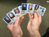 A couple of friends and I got our Library of Congress Researcher cards!