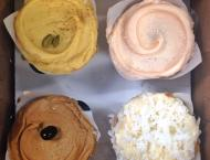 D.C.'s famous Baked and Wired cupcakes.