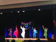 Celebrating Diwali with Department of Defense at the Pentagon.