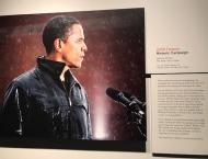 Pulitzer-prize winning photo from the gallery at the Newseum
