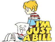 """While the ride-along was certainly a highlight, being a Matsui fellow has allowed me to explore many aspects of the legal system. For example, while most of us are familiar with the catchy Schoolhouse Rock lyrics of, """"I'm Just a Bill…"""""""
