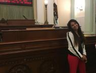 ​Post Young Assemblymembers Program, on Assembly Floor