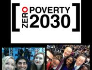 Following Ban Ki-moon's lead with a selfie at the World Bank's #endpoverty event
