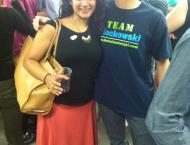 The Field Director on the campaign was one of the most charismatic organizers I've ever met!