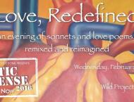 Love, Redefined flyer