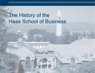 Business at Berkeley cover